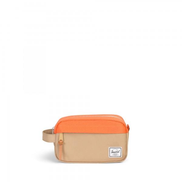 "Herschel Kulturbeutel ""Carry on Travel"" (Orange)"