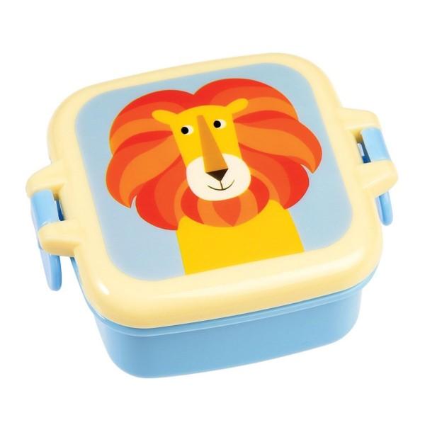"""Löwenstarke Stärkung für die Mittagspause - Snackdose """"Löwe"""""""