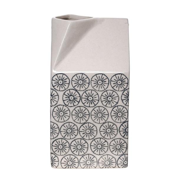 Originelles Design: Milchkännchen von Bloomingville aus Keramik