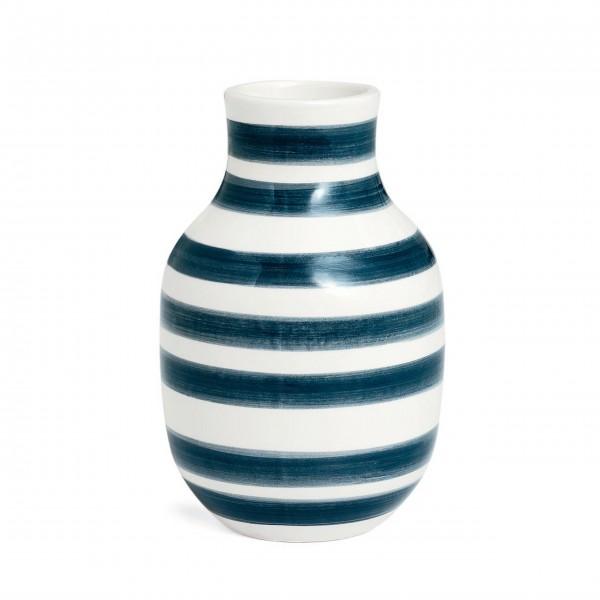 """Kähler Vase """"Omaggio"""" (Blau)"""