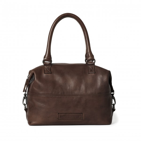 "Sticks and Stones Tasche ""Charleston"" (Dunkeltaupe)"