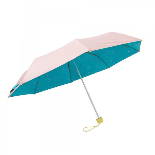 """Regenschirm """"Innenmuster Sketch"""" (Pink) M von mr. wonderful*"""