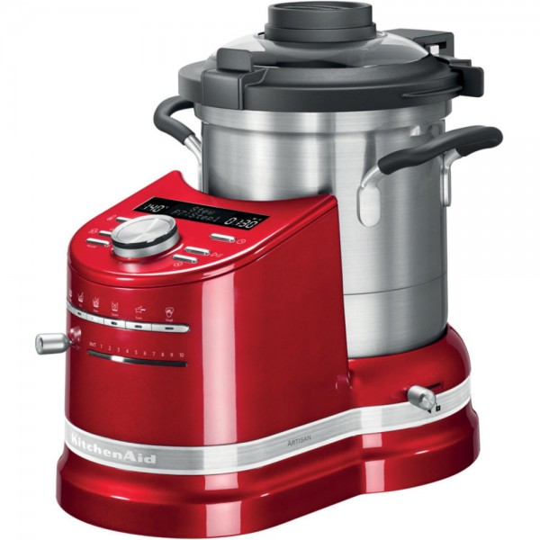 KitchenAid Artisan® Cook Processor, empire rot