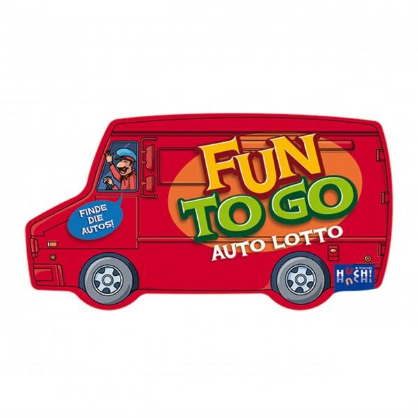 Quizspiel Fun to Go - Auto Lotto von HUCH!