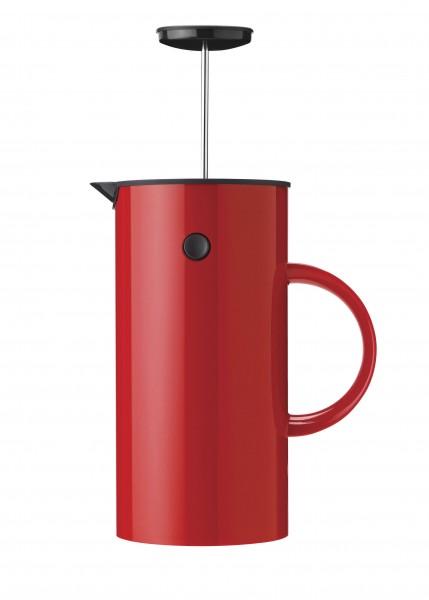 """Stelton Kaffeezubereiter """"EM"""" (Rot), für 8 Tassen"""