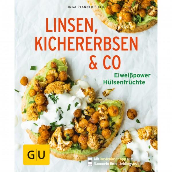 Linsen, Kichererbsen & Co. - Eiweißpower Hülsenfrüchte