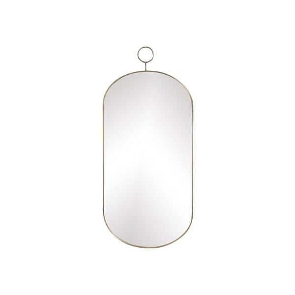 Spiegel mit Messingrahmen - Groß von Chic Antique