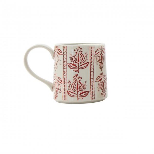 "Kaffeetassen ""Gatherings"" (Rot) von Creative Collection by Bloomingville"