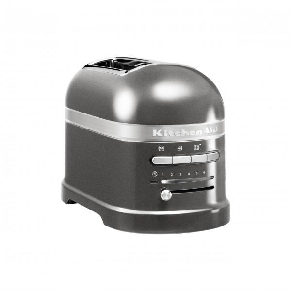 KitchenAid Artisan¨ Toaster für 2 Scheiben (Medallion Silber)