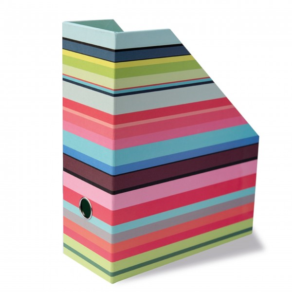 """Stehsammler """"Stripes"""" für DIN A4 von Remember"""