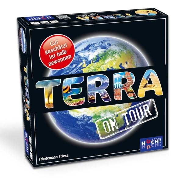 Terra - Wissensspiel rund um unsere faszinierende Welt!