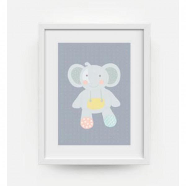 mimie&joe Elefant - Poster