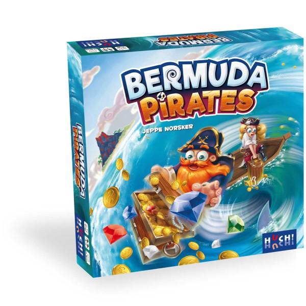 """Kinderspiel """"Bermuda Pirates"""" von HUCH!"""