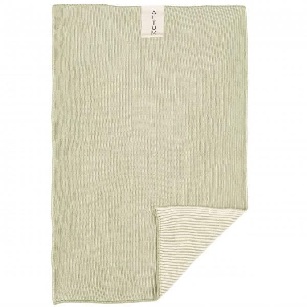 Rustikal: Handtuch aus reiner Baumwolle - von Ib Laursen