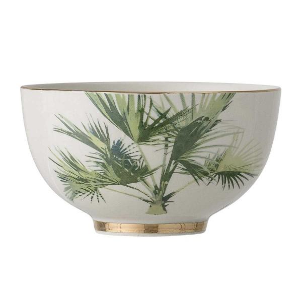 Exotische Keramik: Schüssel von Bloomingville