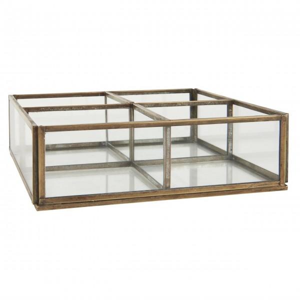 Wundervolle Glasbox aus der neuen Ib Laursen Kollektion