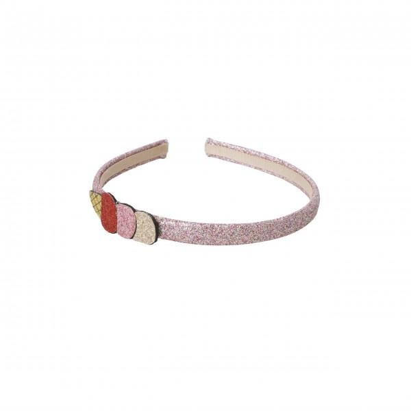 "Rice Haarband ""Ice"" (Pink)"