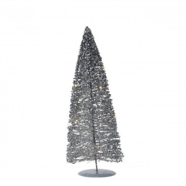 Weihnachtsbaum (Silber) mit LED von Bahne
