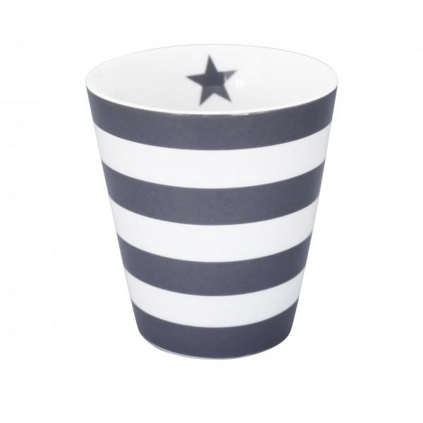 """Krasilnikoff Happy Mug """"Stripes"""""""