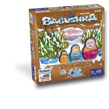 """Familienspiel """"Babushka"""" von HUCH!"""