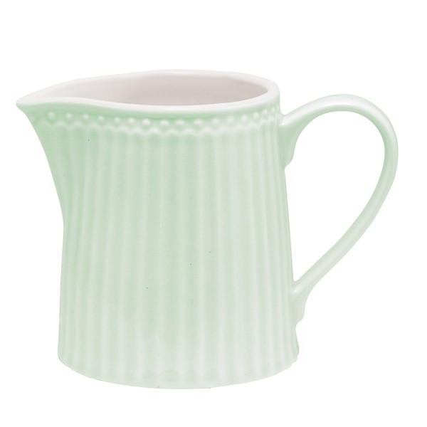 Milchkännchen in Pastellgrün von GreenGate