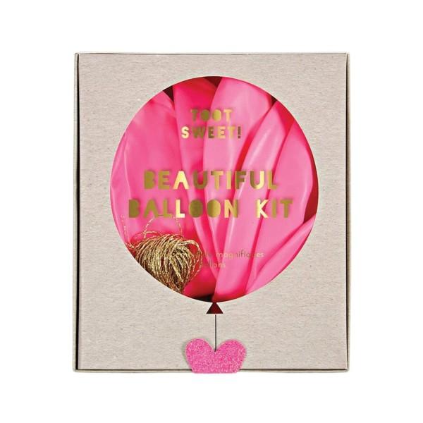 Ballon-Set Pink von Meri Meri