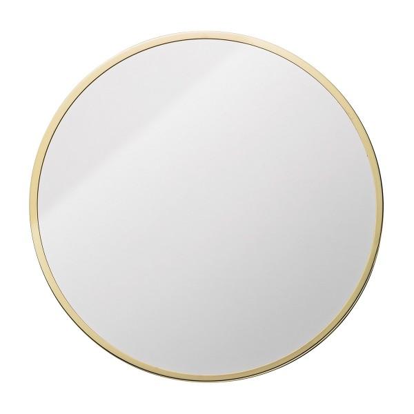 "Bloomingville Spiegel ""Circle"" (Gold)"