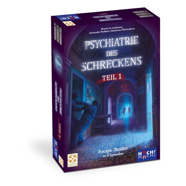 """HUCH! Spiel """"Psychiatrie des Schreckens - Teil 1"""""""