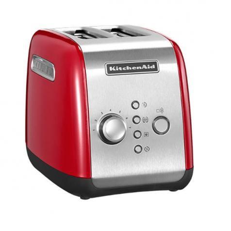 KitchenAid 2-Scheiben-Toaster (Empire rot)