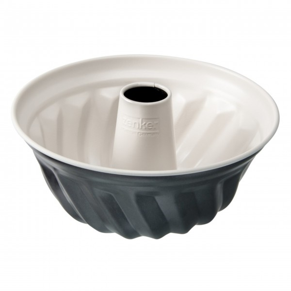 """Zenker Gugelhupfform  """"Crème Noir"""" - Ø22 cm-1"""