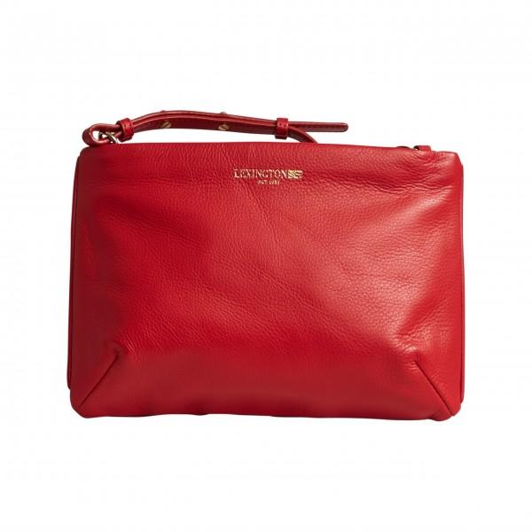 "Lexington Zip Bag ""Trudy"" (rot)"