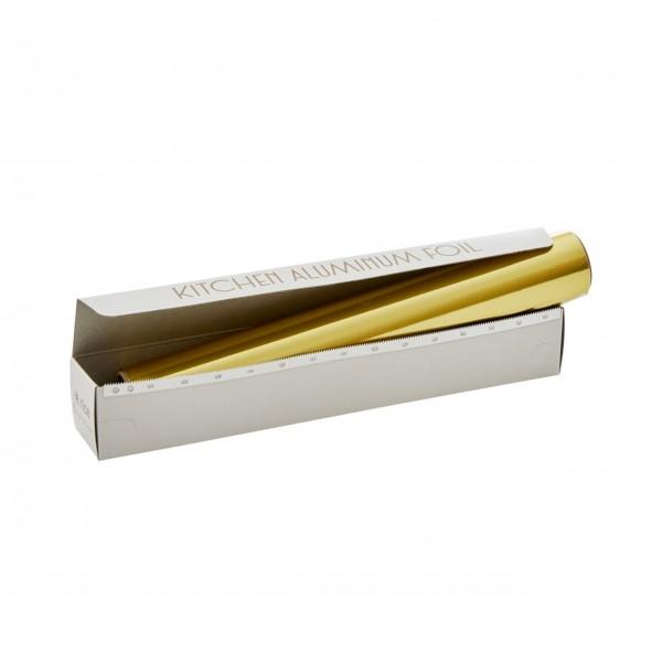 Rice Alufolie (Gold) - 10 m-1