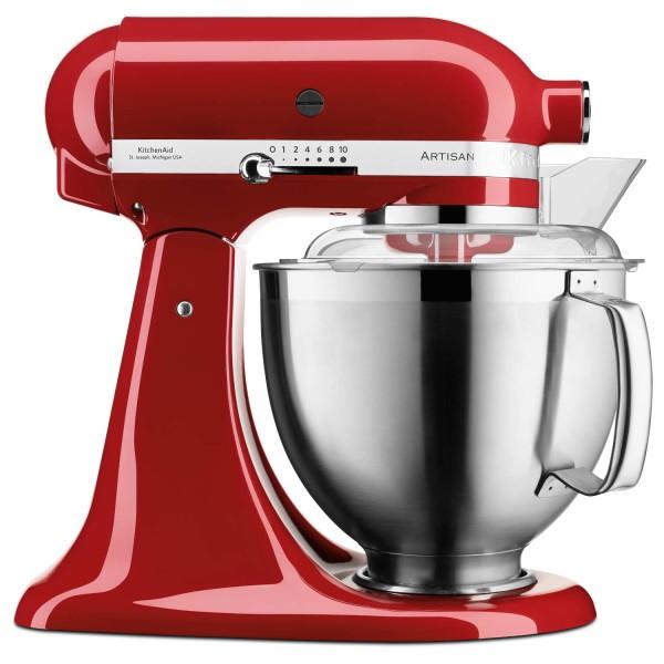 KitchenAid-Artisan®-185PS-Küchenmaschine-4,8l-empire-rot-5KSM185PSEER-1