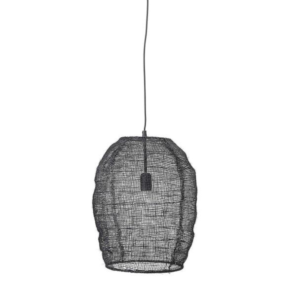 Wunderschöne Jute Lampe aus der neuen Kollektion Daya von Bloomingville