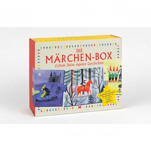 """Laurence King Kinderspiel """"Die Märchen-Box"""""""