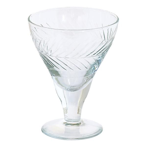 Weinglas mit Schliff von GreenGate