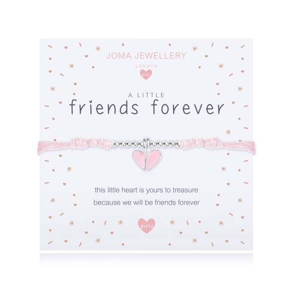 """Armband """"a little - Friends Forever"""" von Joma Jewellery"""