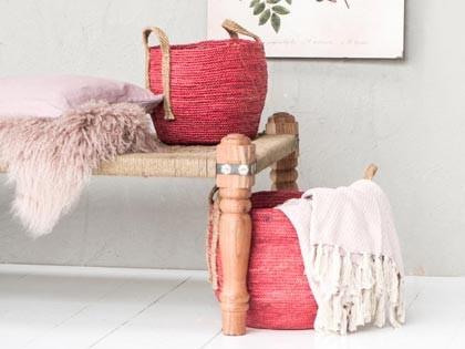 Quilts, Teppiche & Kissen