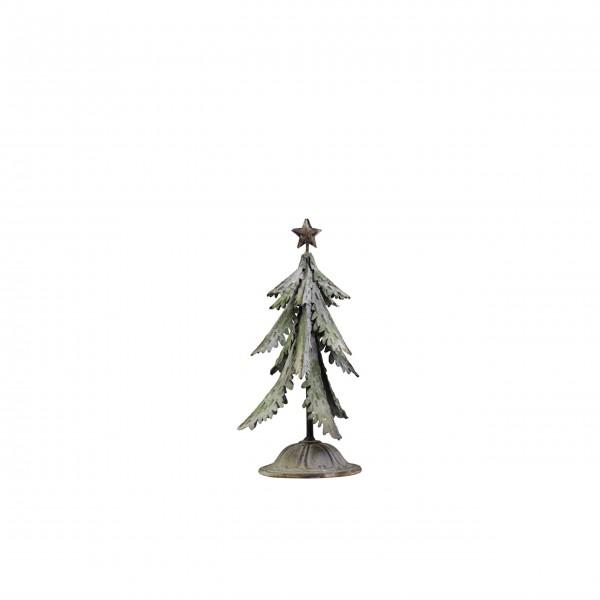 """Weihnachtsbaum """"X19"""" - Klein (Grün) von Chic Antique"""