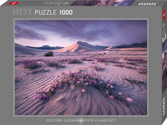 Puzzle Arrow Dynamic EDITION ALEXANDER VON HUMBOLDT Standard 1000 Pieces