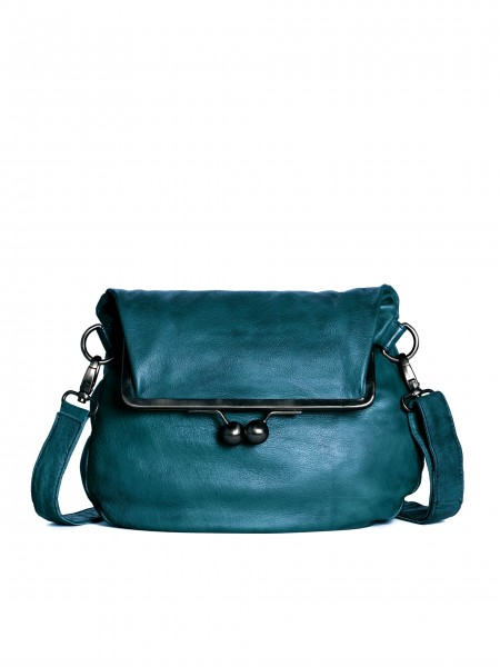 """Sticks and Stones Tasche """"Cannes"""" (Petrol)"""