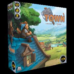 """Gesellschaftspiel """"Little Town"""" von iello"""