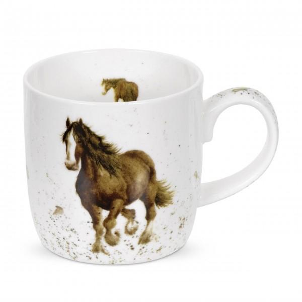 """Tasse """"Pferd"""" von Wrendale"""