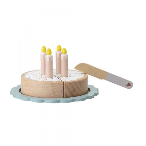 "Bloomingville Holzspielzeug ""Kuchen"" - 10-tlg. (Bunt)"