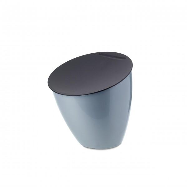 """Mepal Tisch-Abfallbehälter """"Calypso"""" (Nordic Blue)"""