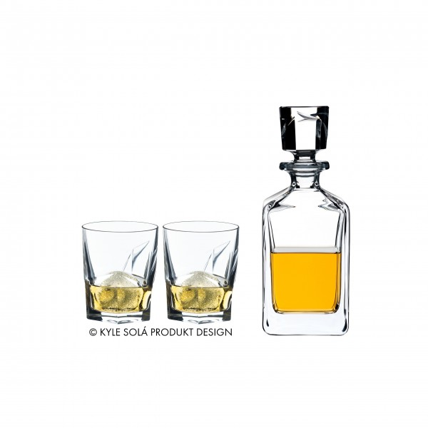 """Riedel Whisky Set """"Louis"""" 3er-Set"""