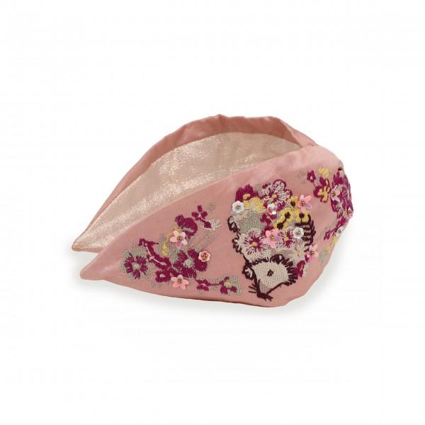 """Haarband """"Igel"""" (Pink) von Powder"""
