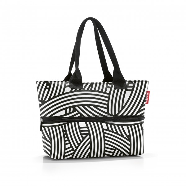 """Reisenthel Shopper e1 """"Zebra"""""""