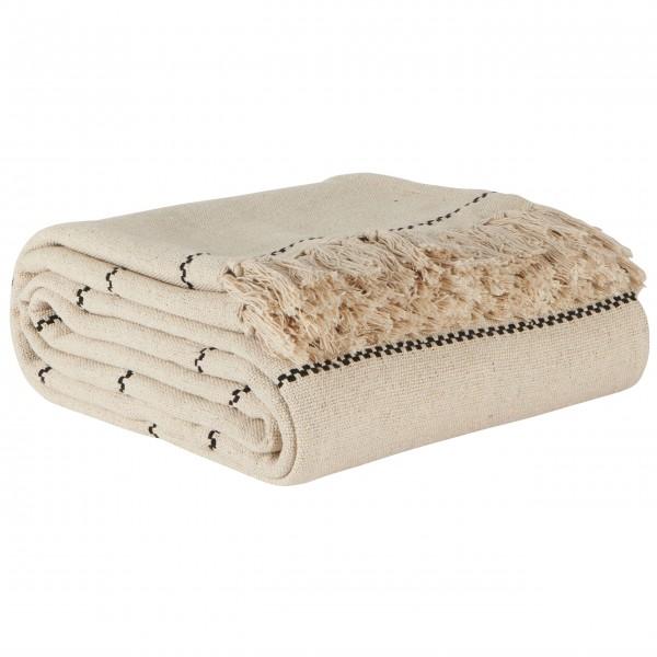Große Kuscheldecke aus Baumwolle: von Ib Laursen