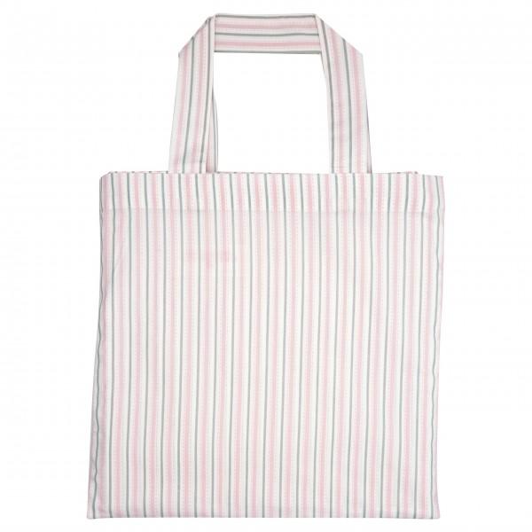 "GreenGate Kinder-Bettbezug ""Sari"" (pale pink) - 100x140cm - in Stofftasche"